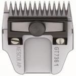 Aesculap Scherkopf  1 mm grob GT736