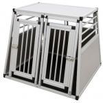 Alu-Transportbox Barry zweitürig,  stabil und ...