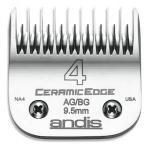 ANDIS Ceramic Scherkopf  9,5 mm Größe 4
