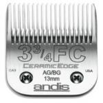 ANDIS Ceramic Scherkopf  13 mm fein Größe 3 3...