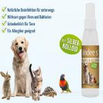 Indee's Pure Animal Travel & Outdoor Desinfekti...